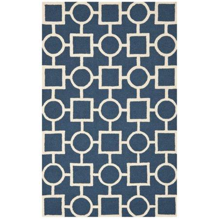 "Safavieh Cambridge 2'6"" X 4' Hand Tufted Wool Rug - image 1 de 1"
