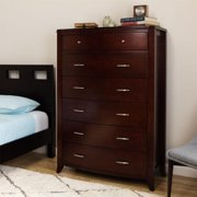 Domusindo Bow Front 7-drawer Chest