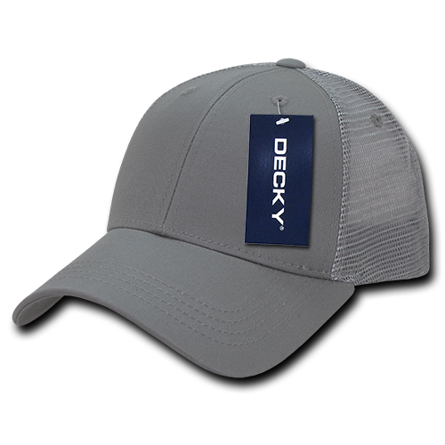 DECKY Low Crown Mesh Pre Curved Bill Baseball Caps Hats ...