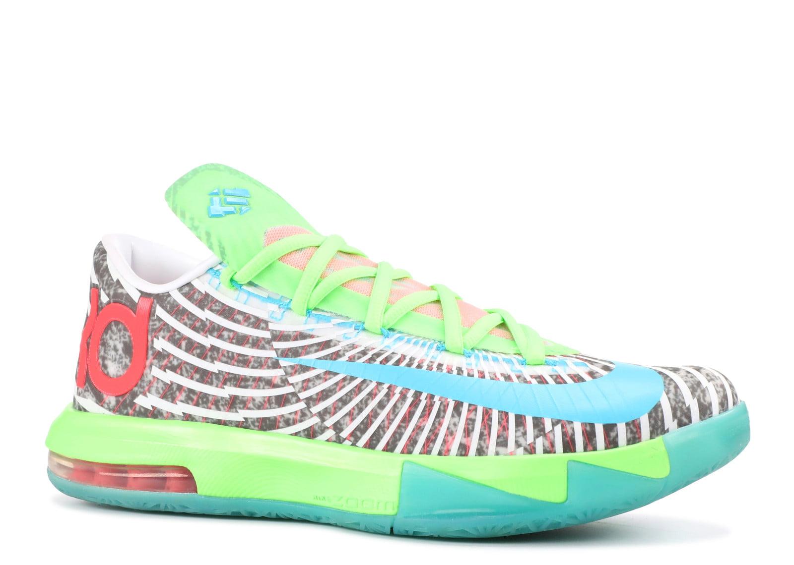 Nike - Men - Kd 6 Supreme 'D.C. Preheat