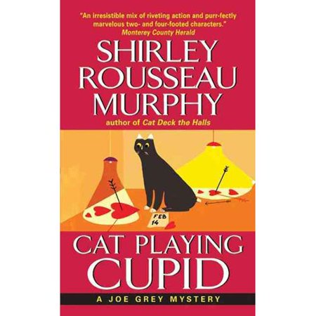 Cat Playing Cupid: A Joe Grey Mystery by