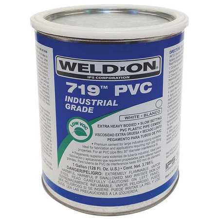 PVC Gray Extra Heavy Bodied Quart WELD-ON 13981