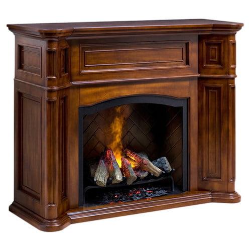 Dimplex Thompson Electric Fireplace - Walmart.com