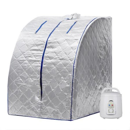Portable Sauna Steaming Weight Loss Slim Spa Health Steam Pot Indoors Sppyy
