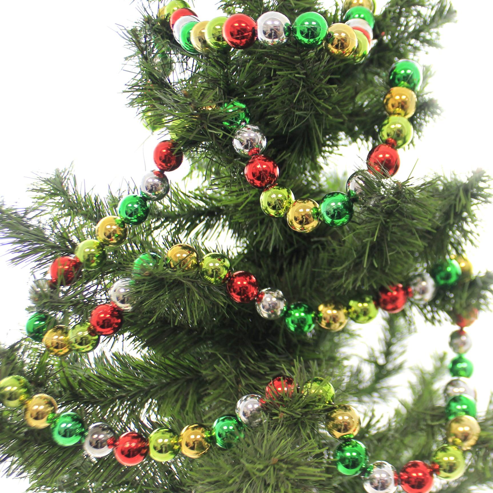 2021 Christmas Garland, Green Nude Garland, Christmas Decorations, Christmas Garlands, Raw