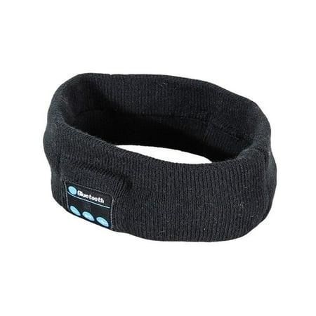 Sports Bluetooth Wireless Earphone Stereo Headphone Headset Sleep Headband