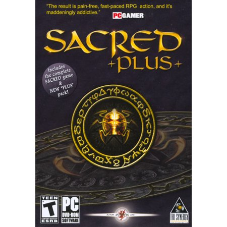 Sacred +Plus Pack Expansion for Windows PC