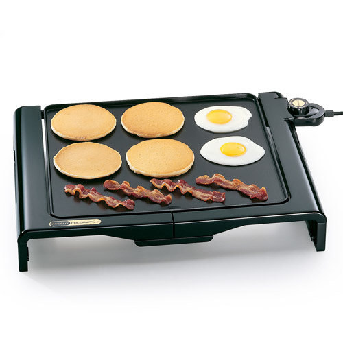 Presto Cool Touch Electric Foldaway Griddle, Model No. 07050