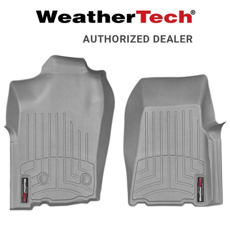 Weathertech Floor Liner Fits 2011 Ford Ranger Grey