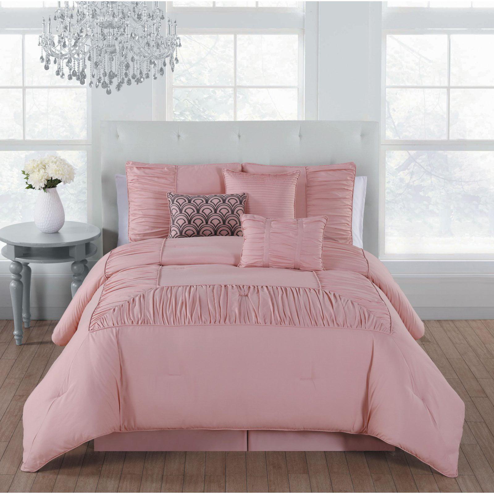 Jules 7 Piece Comforter Set by Avondale Manor