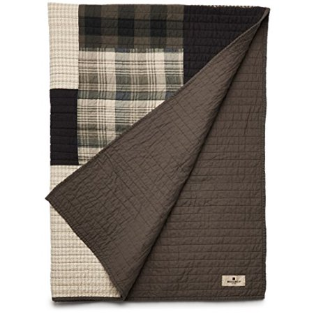 "Woolrich WR50-1786 Winter Hills Quilted Throw 50x70"" Tan,50x70"" - image 3 of 3"