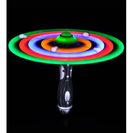 Lumistick LED Flashing UFO Spinning - Spin Halloween Nyc