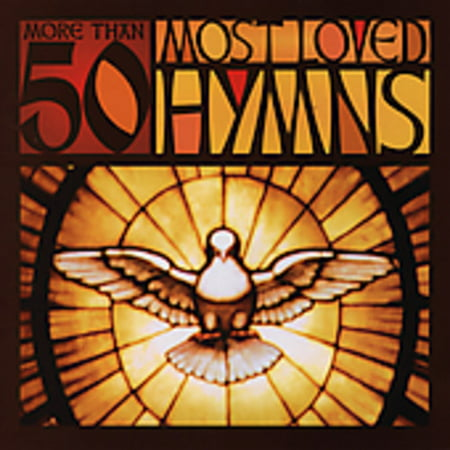 50 Most Loved Hymns (CD) - Best Loved Hymns