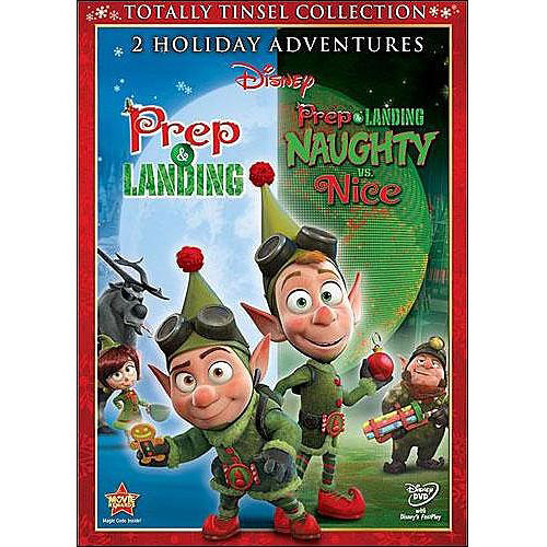 Prep And Landing: Totally Tinsel Collection (Widescreen)