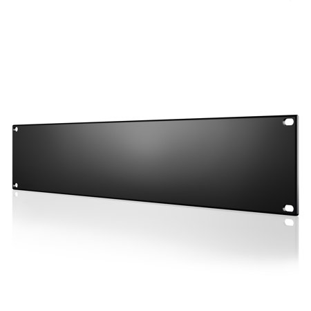 AC Infinity Rack Panel Accessory Blank 2U Space for 19