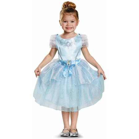 Disney Princess Cinderella Classic Toddler Halloween Costume](Princess Bride Halloween Costume)