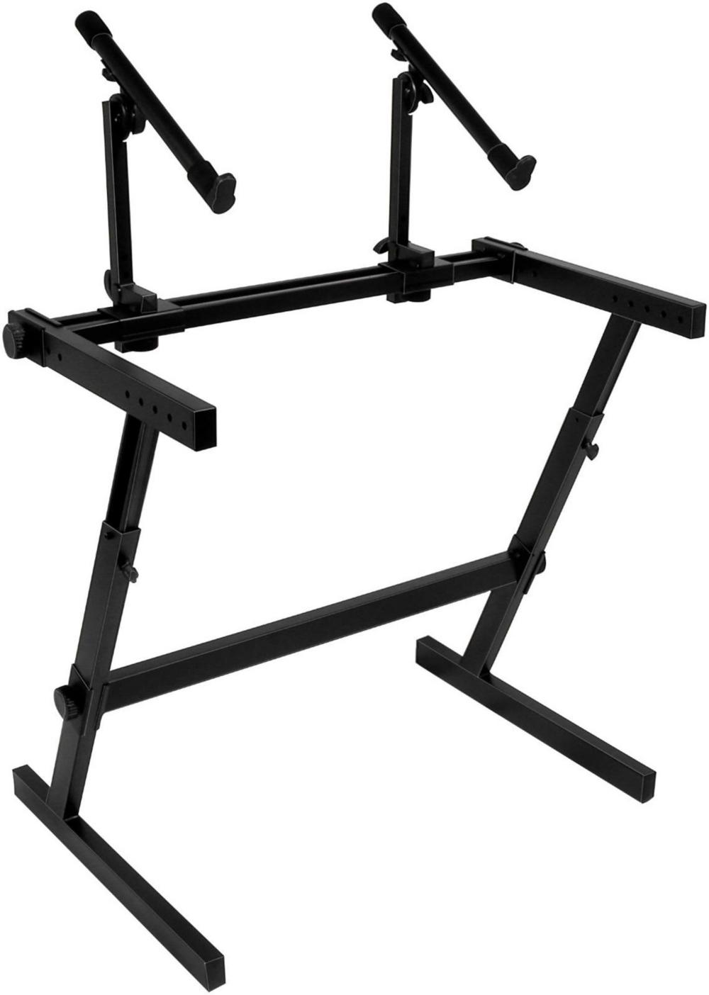Quik-Lok 2 Tier Keyboard Stand by Quik-Lok