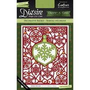 Die'sire Create-A-Card Cutting & Embossing Die-Decorative Bauble