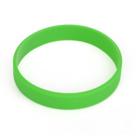 Gogo Whole Rubber Bracelets For Kids Silicone Wrist Bands Events Party Favors Kellygreen 1200 Pcs