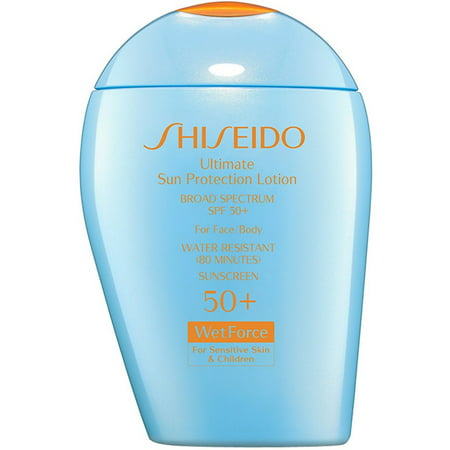 Shiseido Ultimate Sun Protection Lotion SPF 50+ 3.3 oz