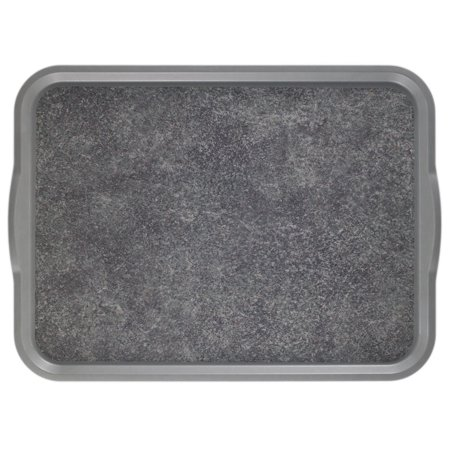 Cambro Versa Camtray Nonskid Tray with Handles Pearl Grey Fiberglass - 20