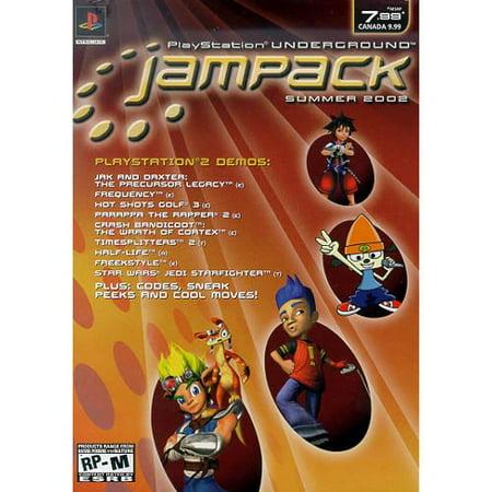 Summer Jam - Summer Jam Pack 2002 PS2