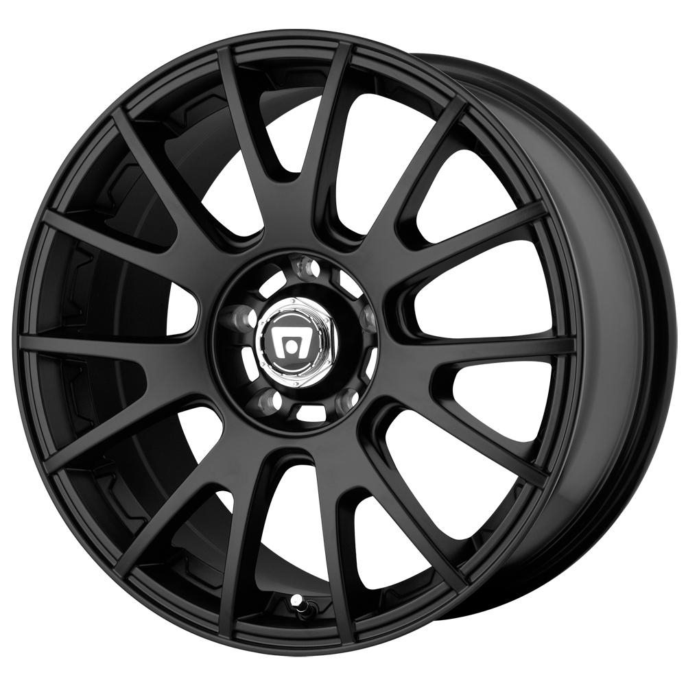 Motegi Mr118 17x8 5x4 5 45mm Matte Black Wheel Rim 17 Inch