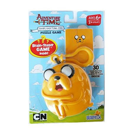 Adventure Time Travel Game Shape-shifting Jake Puzzle Game](Jake Games)