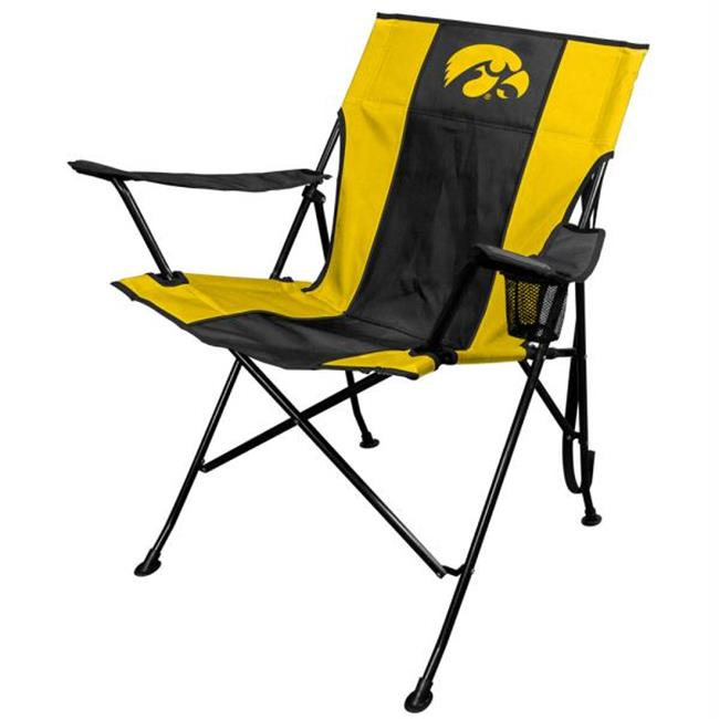Jarden Sports Licensing JAR-08953075111 Iowa Hawkeyes NCAA Tailgate Chair and Carry Bag