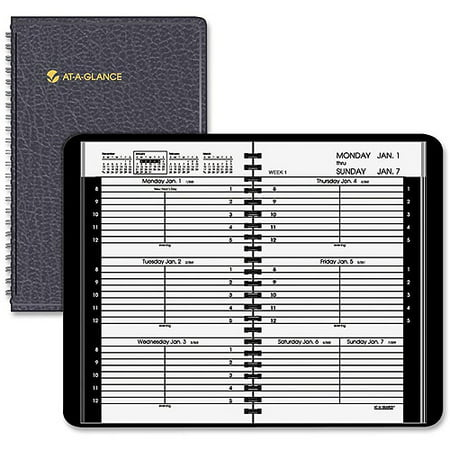 At-A-Glance Basic Weekly Appointment Book