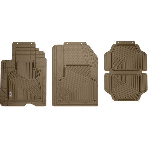 Custom Fit 4-Piece Heavy Duty All Weather Car Floor Mat