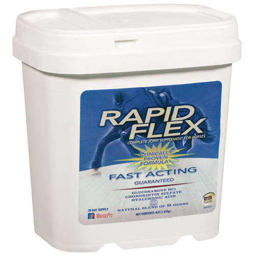 Manna Pro: Joint Supplement Rapid Flex, 4 Lb