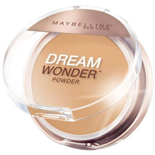 Maybelline New York Dream Wonder Powder, Caramel, 0.19 Ounce