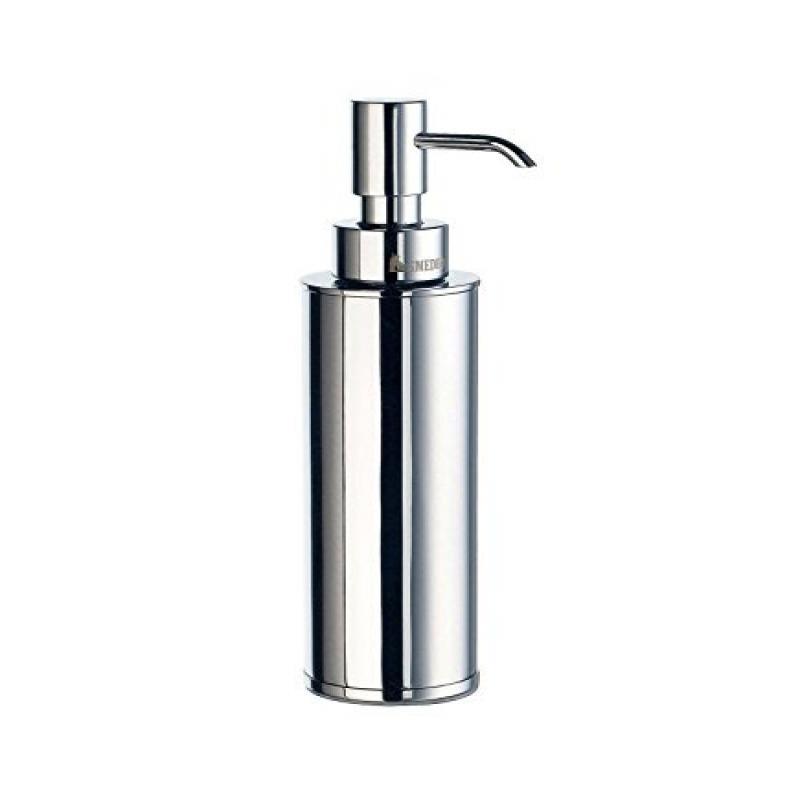 Smedbo SME_FK254 Free Standing Soap Dispenser, Polished Chrome