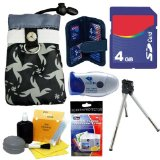Top Brand Nikon Coolpix Deluxe Digital Camera Accessory Kit