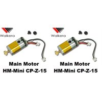 2 x Quantity of Walkera Mini CP CP-Z-15 Main Motor Helicopter Spare Part