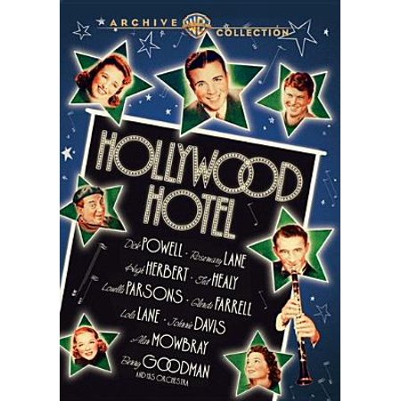 Hollywood Hotel (DVD)