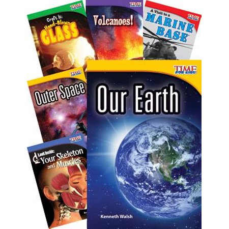 Time for Kids Informational Text Grade 2 Readers 30-Book Set (Time for Kids Nonfiction Readers) ()