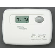 White-Rodgers 1F79-111 Digital Non-Programmable Heat Pump Thermostat