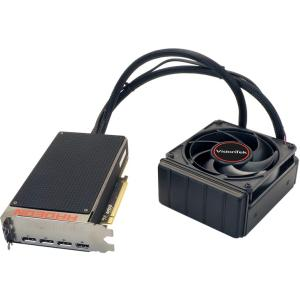VisionTek Radeon R9 Fury X 4GB HBM 4M (3x DP, HDMI) Graphics Card - 900814