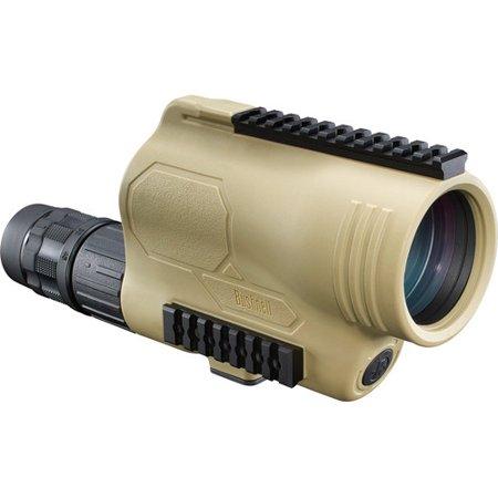 Bushnell Legend T-Series 15-45x60 Tactical Spotting Scope w/ Mil-Hash Reticle, Desert Tan -