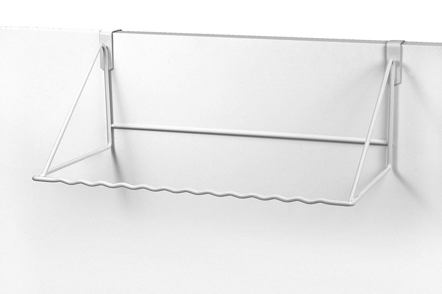 Merveilleux Over The Door Clothes Hanging Rack, WhitePerfect Solution For Cramped  Closets And Extra Hanging Space For Visitors By Spectrum Diversified