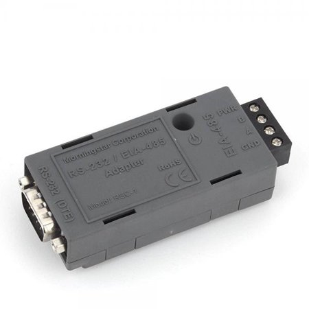 morningstar rsc-1 communications adapter rs-232 to eia-485 module (rs-eia adapter) ()