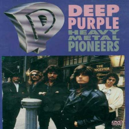 Heavy Metal Pioneers (DVD)