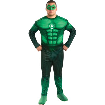 Morris Costumes Green Lantern Hal Jordan 44-52 - Halloween Jordans