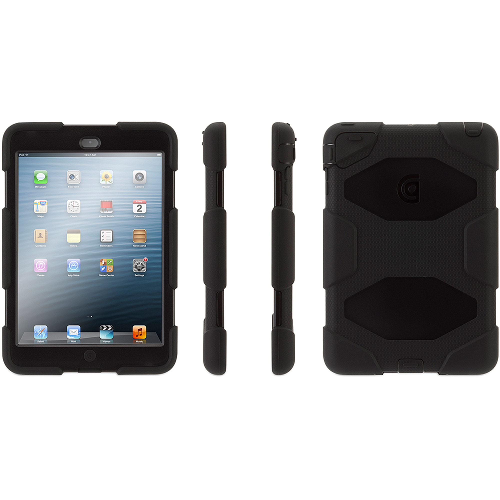 Griffin Survivor Case Apple iPad Mini, Black
