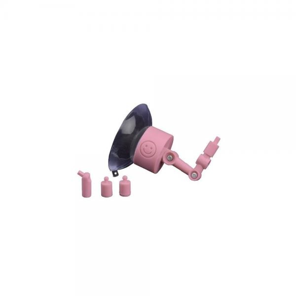Good Smile Nendoroid Parts Pink Suction Stand Figure Attachment