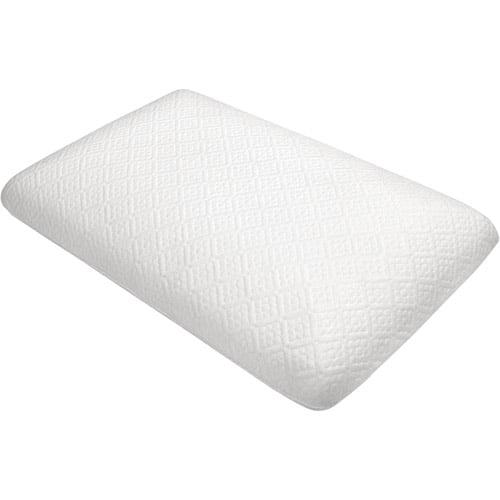 Classic Molded Memory Foam Pillow - Walmart.com