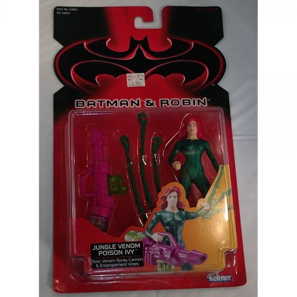 Batman & Robin Jungle Venom Poison Ivy Action Figure