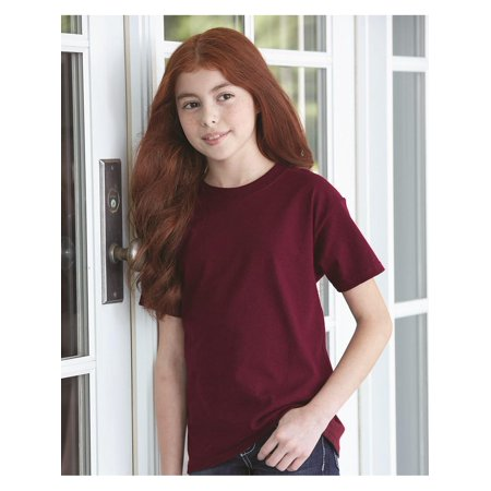 Hanes T-Shirts Tagless Youth T-Shirt ()